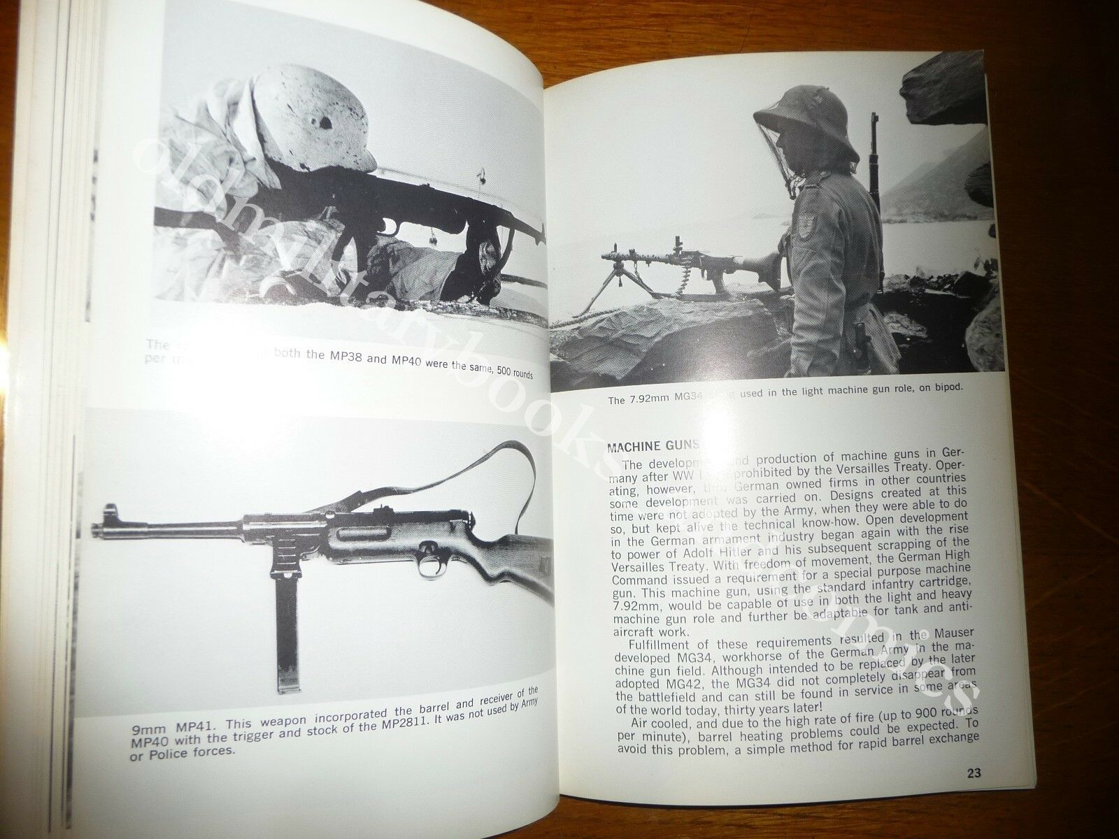 WEAPONS OF THE GERMAN INFANTRY DURING WORLD WAR II LE ARMI TEDESCHE NELLA WWII