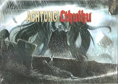 ACHTUNG! CTHULHU - Guide des Intrigues