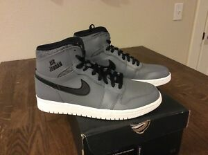 sports shoes d48b4 21670 Image is loading New-Air-Jordan-1-Retro-High-Rare-Air-