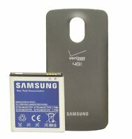 OEM Samsung Extended Battery w/ Cover for Samsung Galaxy Nexus SCH-i515 (ETCI515BBGSTA)