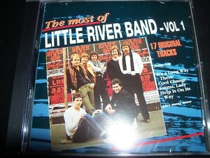 Little-River-Band-The-Most-Of-Vol-1-Greatest-Hits-Australia-CD-Like-New