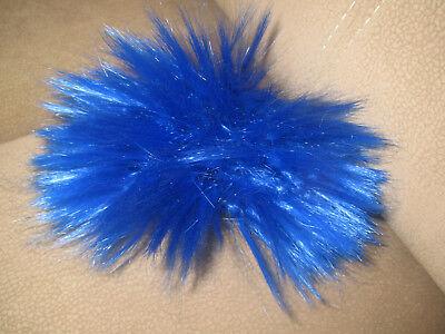 Verantwortlich Haarklammer Haarschmuck Damen Accessoires Neuwertig Konigblau Einfach Zu Schmieren