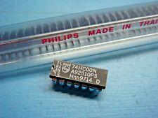 5 pcs 74HCT00N CMOS NAND GATE 74HCT00 DIP14 replace 7400 74LS00