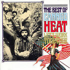 Let's Work Together: The Best of Canned Heat by Canned Heat (CD, Sep-1989, EMI Music Distribution)