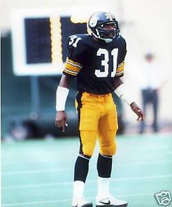 1f860c97682 La foto se está cargando Donnie-Shell-Pittsburgh-Steelers-8-X-10-Sport-