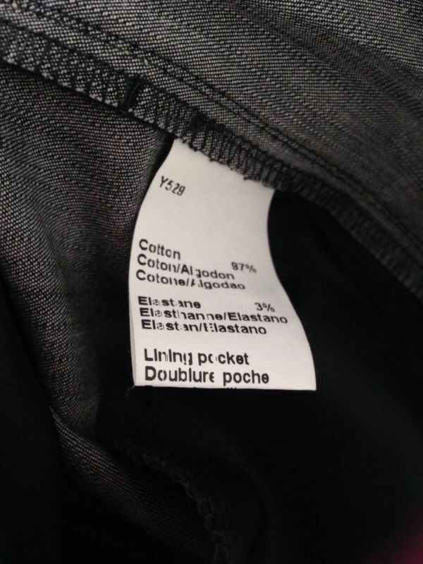Pantalon  Jeans Pablo De Gerard Darel T.42 T.42 T.42 Neuf (gd8) 009051