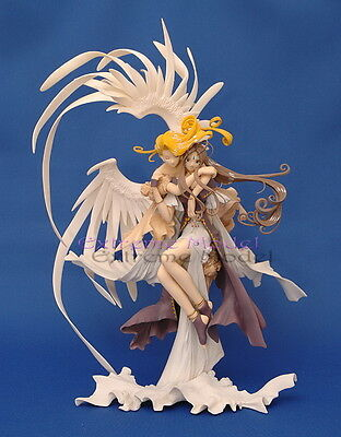 Ah My Goddess 1/8 Belldandy W Holybell Set 25cm Tall Unpainted Resin Model Kit Special Summer Sale