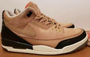 d8cd0bed3ac Size 13 Nike Air Jordan 3 JTH NRG Bio Beige Tinker AV6683-200 ...
