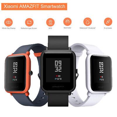Xiaomi Huami Amazfit Bip Lite Fitness Smart Watch versione internazionale Nero