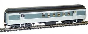 Rivarossi-Union-Pacific-60ft-Railway-PO-2073-HO-Scale-Train-Car-HR4199