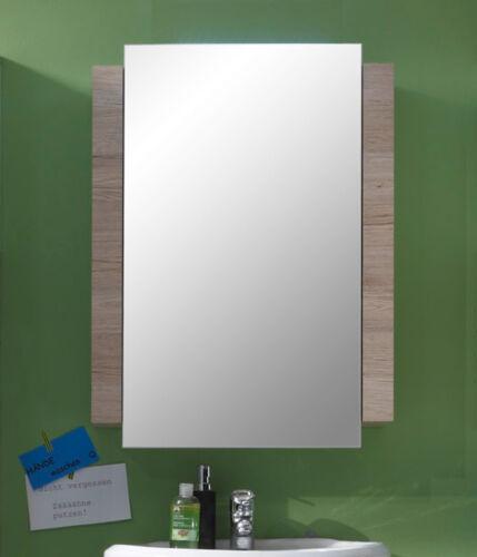Bad Spiegelschrank Eiche San Remo 60 Bad Badezimmer Spiegel Schrank Möbel Campus
