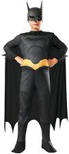 Kids Beware The Batman Costume Superhero Halloween Size Small 4-6