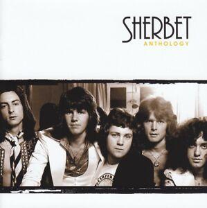 SHERBET-2-CD-ANTHOLOGY-GREATEST-HITS-D-Remaster-70-039-s-DARYL-BRAITHWAITE-NEW