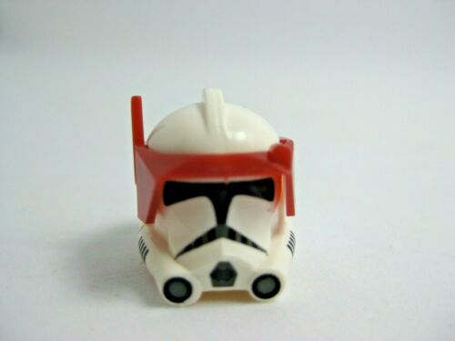 Clone Army Customs DETAIL VISOR for Minifigures OR P2 Pick Color Star Wars