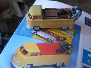 Corgi 490 Volkswagon Breakdown Really Excellentoriginal In Very Good Repro Box