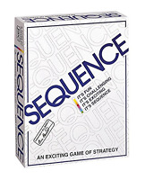 Sequence Game By Jax , Strategy Board Game