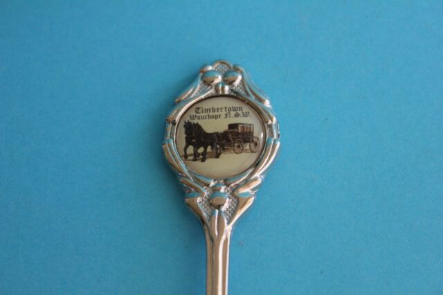 Timber Town NSW Collectable Spoon