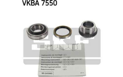 Mister Auto Autoteile SKF Radlager Breite mm : 17 VKBA 7550
