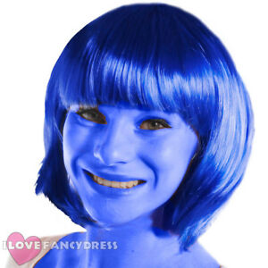 violet beauregarde costume accessory set wig and face paint book