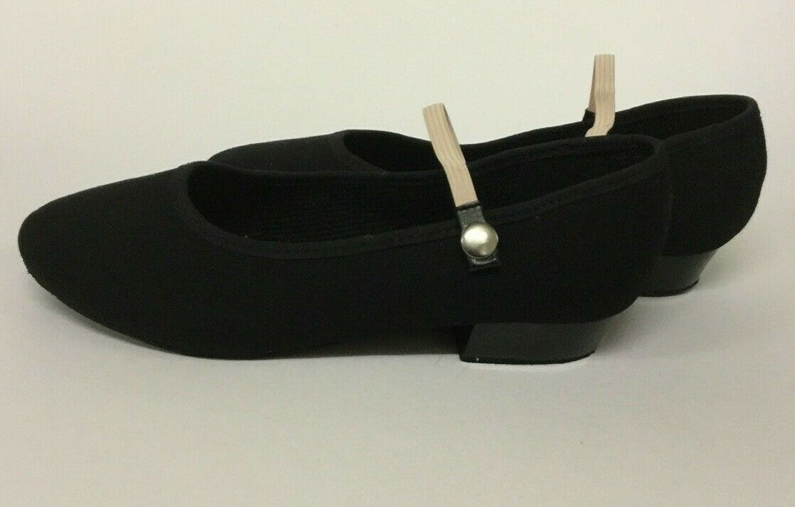 NEW - RAD Syllabus Canvas Character Shoes - Low Heel - Sz 7 small to Sz 4 large