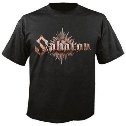 L NEW+ I WAS CHOSEN BY HEAVEN  T-SHIRT GR SABATON