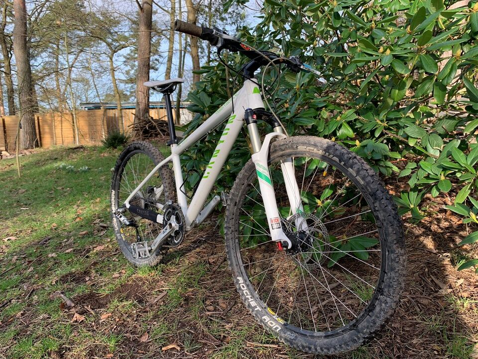 Canyon Grand Canyon AL 8.0 W, hardtail, S tommer
