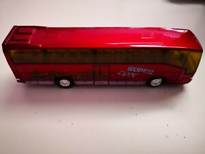 Welly-Mercedes-Benz-o-303-RHD-coach-9480-034-super-city-034-modelo-autobus-sin-OVP