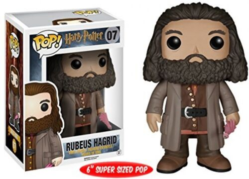 Funko Pop! Movies Harry Potter Rubeus Hagrid Vinyl Collectible Action Figure Toy