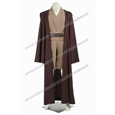 Star Wars Jedi Belt in Brown for your Mace Windu Costume from USA