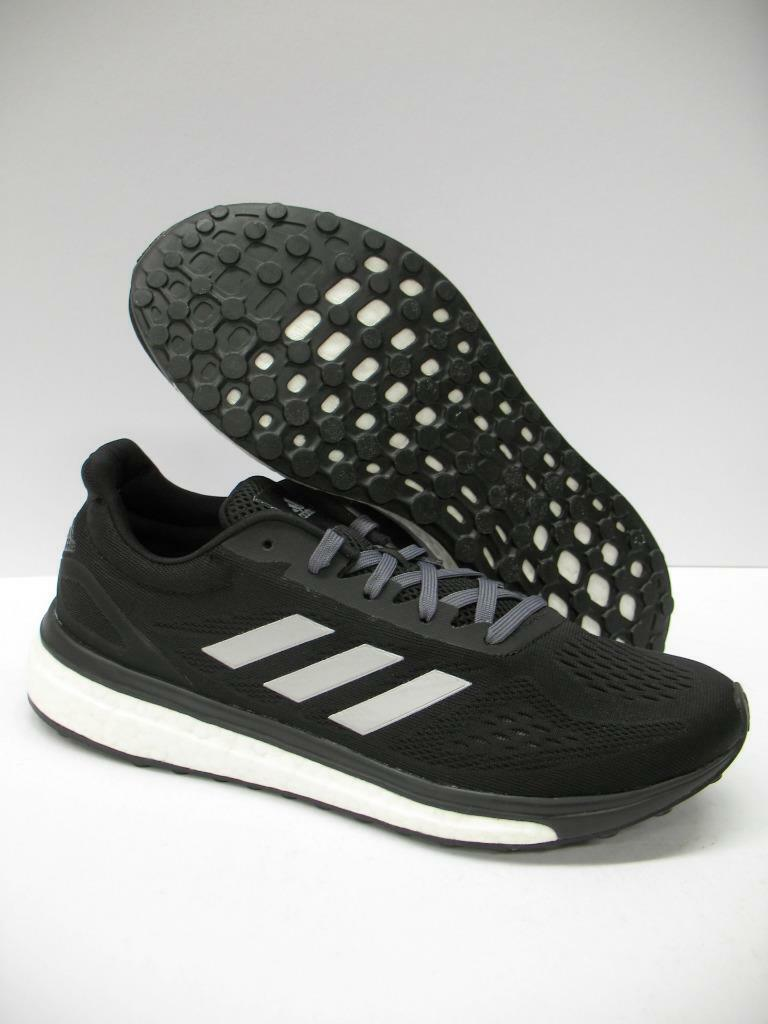 Adidas BA7545 Sonic Drive Running Training Athletic Shoes Sneakers Black Womens