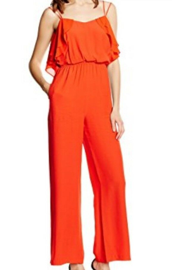 Beautiful Coast (size ) Kora Jumpsuit , Red , New
