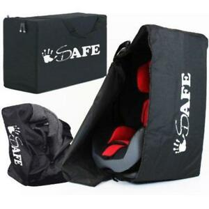 Image Is Loading ISafe Universal Car Seat Travel Bag For BeSafe