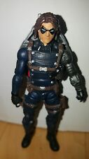 "Winter Soldier Bucky Barnes Jet Pack Marvel Universe 3.75"" Figure Hasbro 2011"