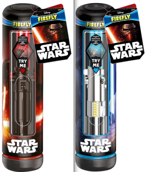 FIREFLY TOOTHBRUSH STAR WAR KIDS TOOTHBRUSH LIGHTS /& SOUND ASSORTED