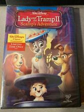 Lady And The Tramp Lady And The Tramp Ii Scamp S Adventure Dvd 2006 2 Disc Set For Sale Online Ebay