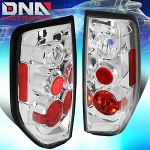 For 2005 2014 Nissan Frontier Chrome Housing Altezza Style