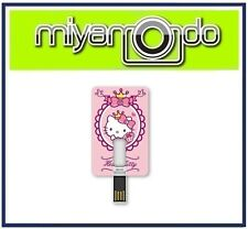 Original TRIBE Hello Kitty Princess 8GB USB Card USB Drive Thumb Drive Pen Drive