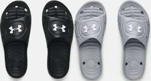 Under-Armour-Men-039-s-UA-Locker-Room-IV-Slides-Sandals-Many-Colors-and-Sizes