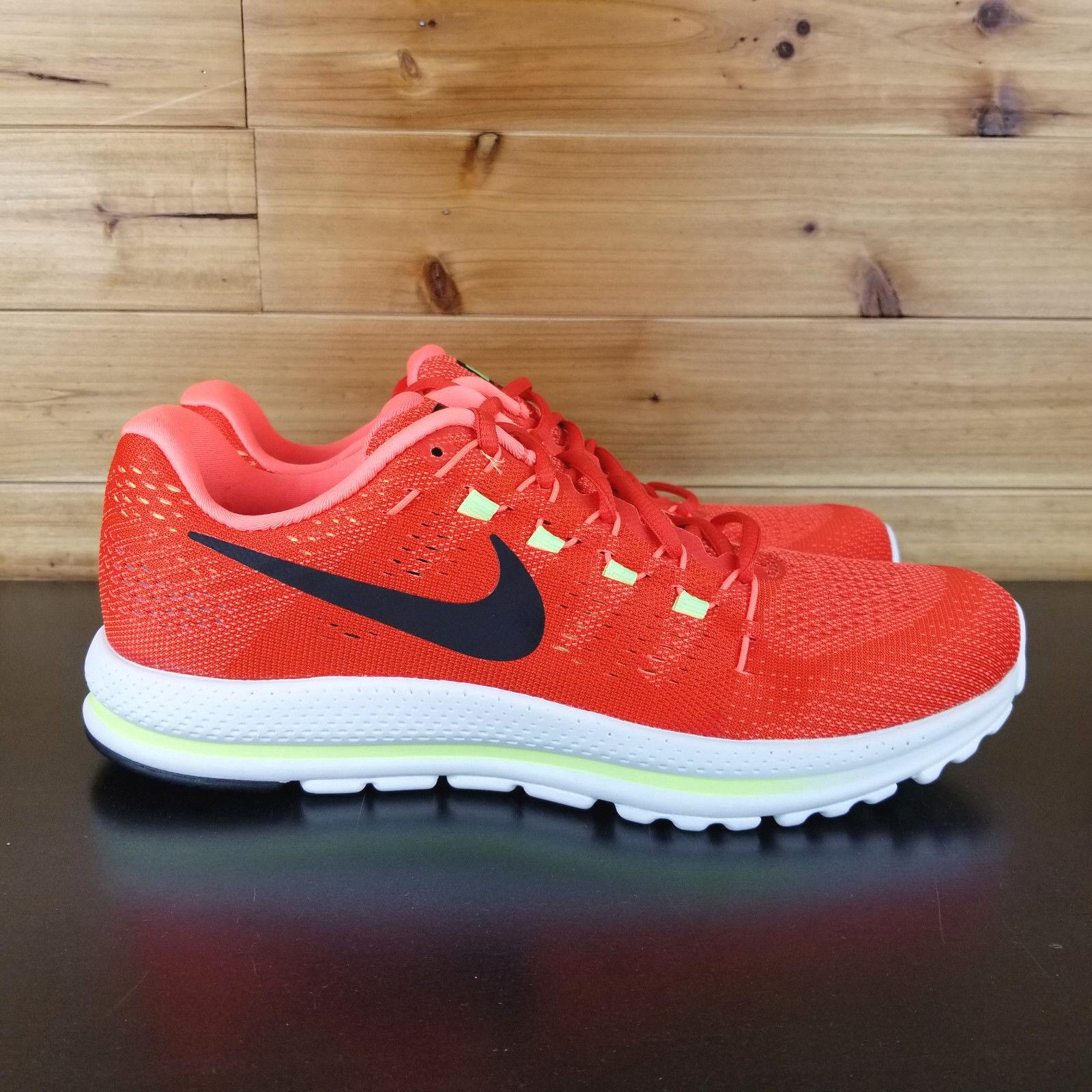 Nike air scarpa zoom vomero 12 a scarpa air arancione Uomo dimensioni 10,5 / 863762-800 f6157c