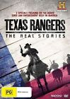 The Texas Rangers - Real Stories (DVD, 2015)