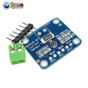 SOT23-INA219-Bi-directional-DC-Current-Power-Supply-Sensor-Breakout-Module-DIY