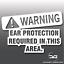 Warning-Loud-Exhaust-Funny-Novelty-Car-Vinyl-Decal-Sticker-JDM-Euro-DUB thumbnail 1
