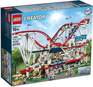 Lego 10261: Créateur de montagnes russes expert créateur 16 pièces 4124