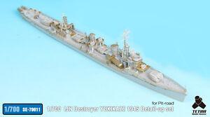 Tetra-Model-Works-1-700-IJN-Yukikaze-Detail-set-Pit-Road