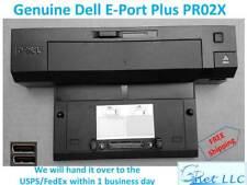 PA-4E 130WH LOT OF 5 GENUINE  Dell Docking Station PR02X E-Port Plus Replicator