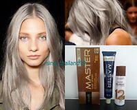 DCASH Master Color Cream Permanent Hair Dye Super Color #MG 705 Titanium Blonde