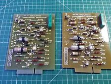2 X Military Power Supply Current Protection Circuit Boards