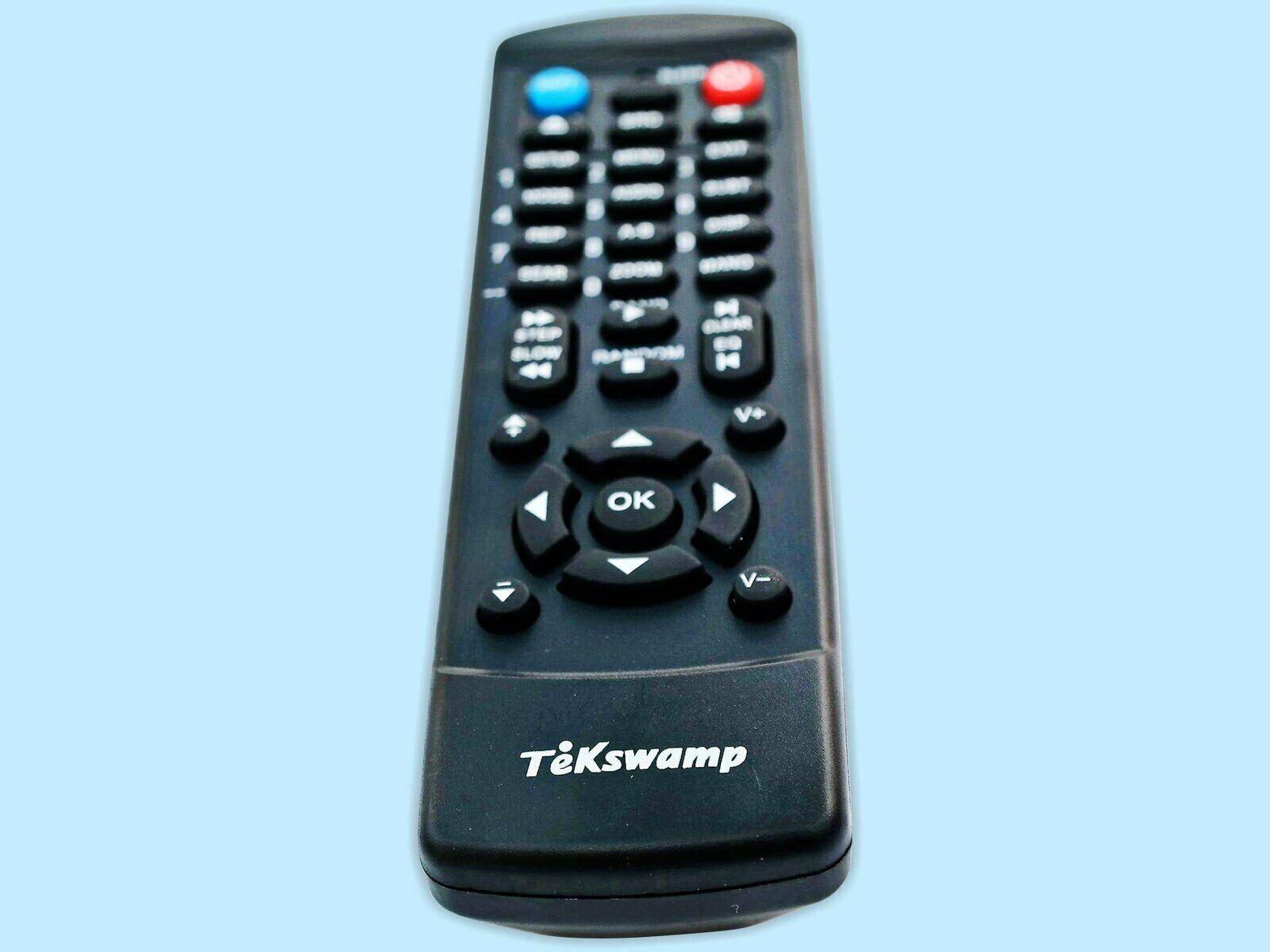 Technics SA-DX950 TeKswamp Remote Control Video Projector ...