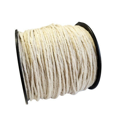 Braided 100/% Cotton Rope Cord Sash Bag Handle String Quality Strong