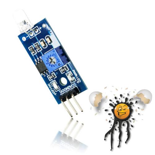 Light Diode Sensor Modul digital LM393 3,3-5V KY-018 Arduino STM ESP8266 Licht